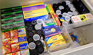 Show us your film : The JCH Stash