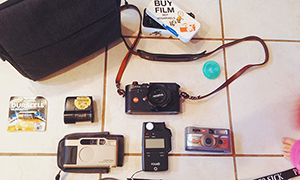 In your bag No: 767 – Demetri Parides