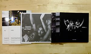 Photography zines (and books) No: 14