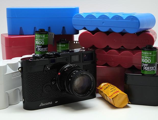 JapanCameraHunter Film Cases: New Colours!