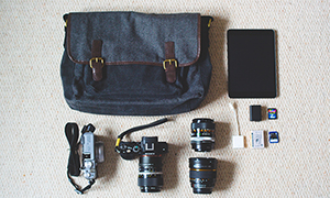 In your bag No: 907 – Nick Brickett