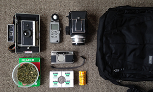 In your bag No: 944 – Carson Lancaster