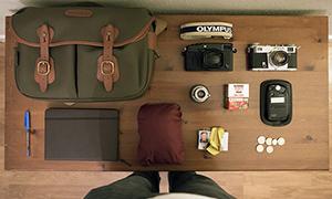 In your bag No: 1052 – Oliver Evans