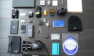 In your bag No: 1103 – Jungwoo Park