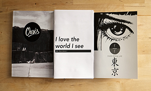 Photography Zines (and books) No: 25