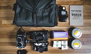 In your bag No: 1108 – Brett Price
