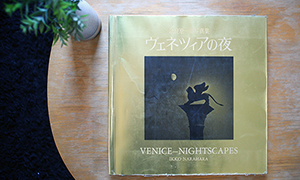 Jesse's Book Review – Venice-Nightscapes by Ikko Narahara