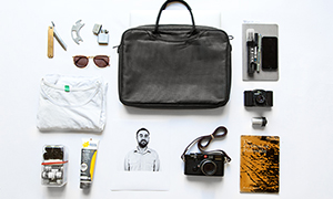 In your bag No: 1127 – Charlie White