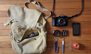 In your bag No: 1124 – Dan
