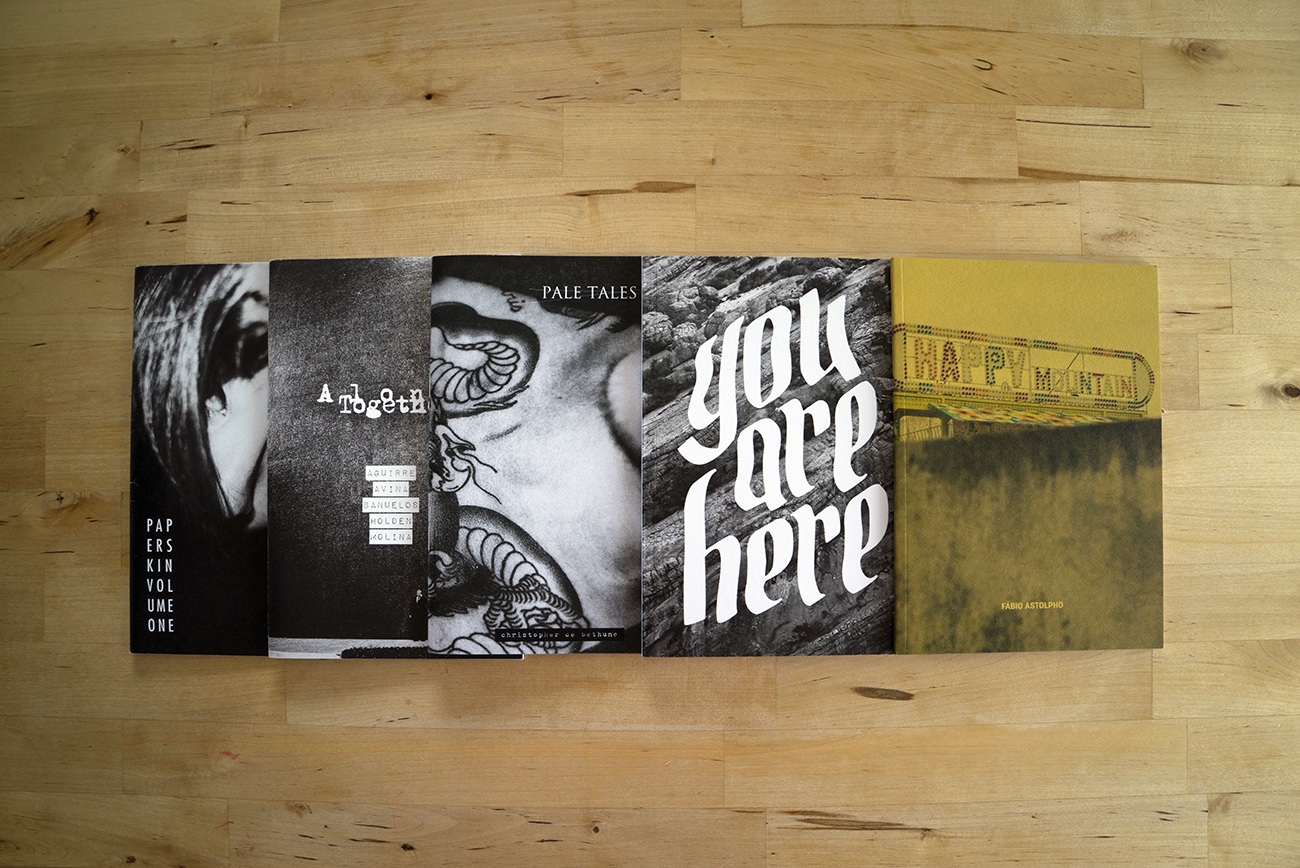 Photography Zines (and books) No: 29