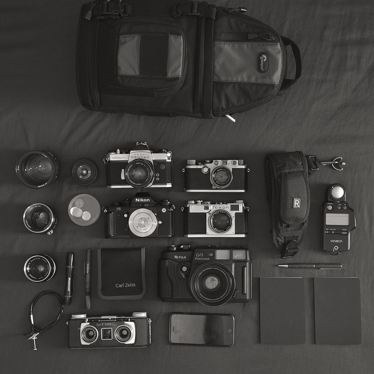 In your bag No: 1231- Michael Barrett