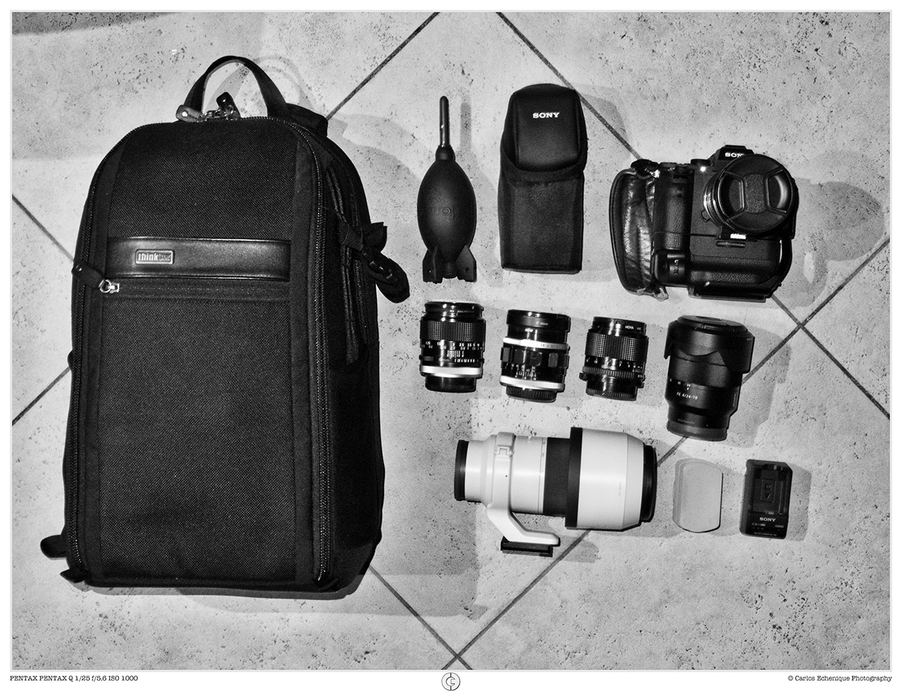 In your bag No: 1229 – Carlos Echenique