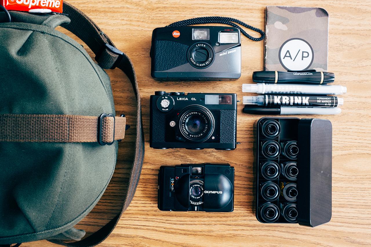 In your bag No: 1263 – Albert Ayala