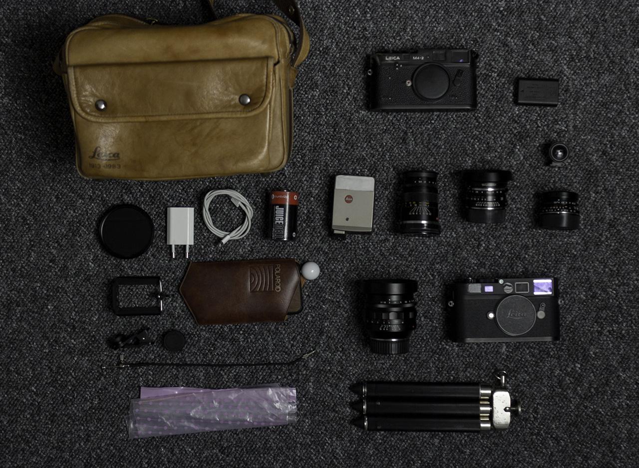 In your bag No: 1258 – Mathias Ertnaes