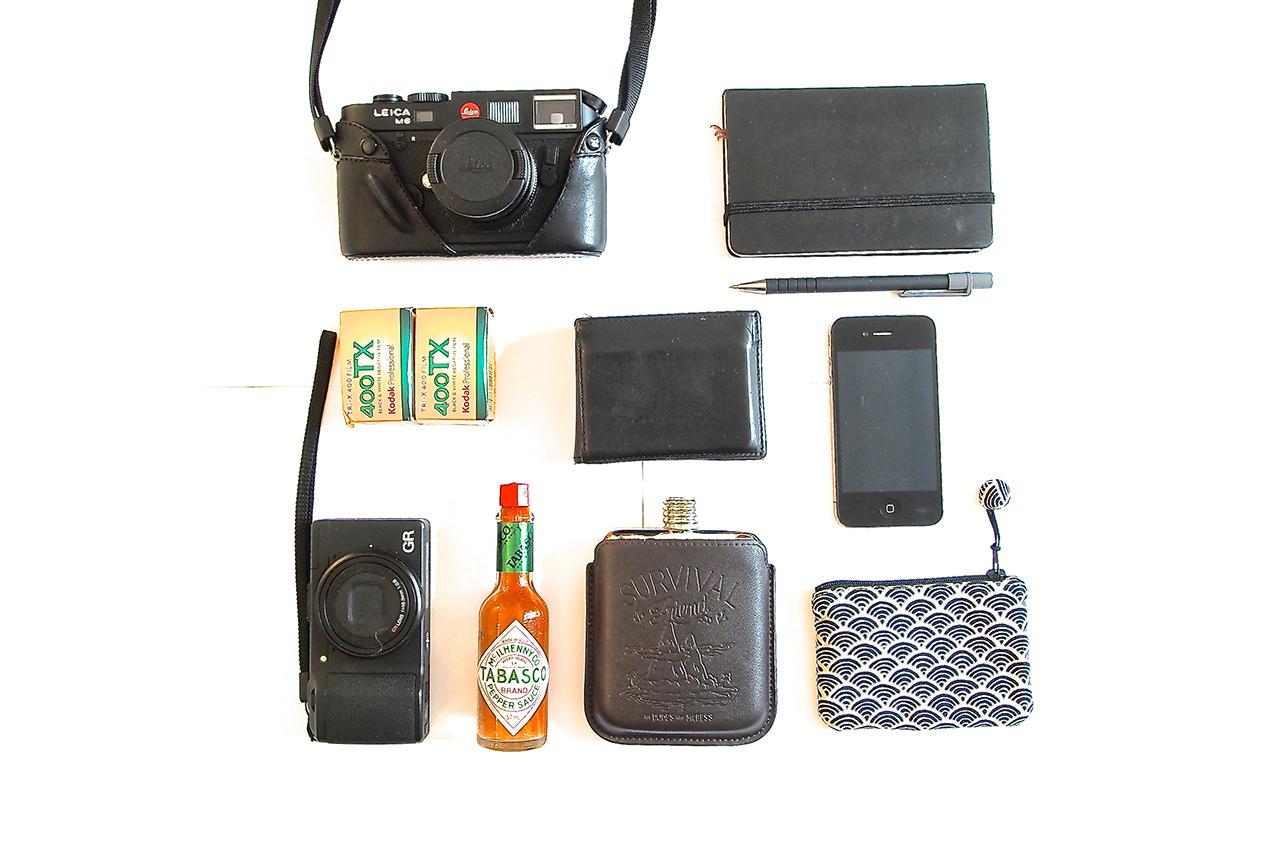 "In your bag No: 1261 – Gregoire ""TETE DE LOUP"" Huret"