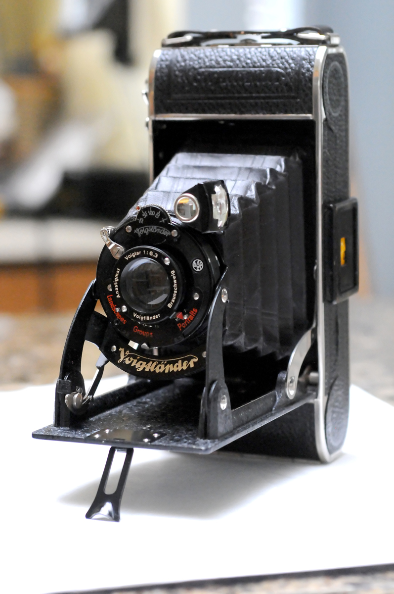 Camera Geekery: Voigtlander Bessa F/6.3 Rebuild
