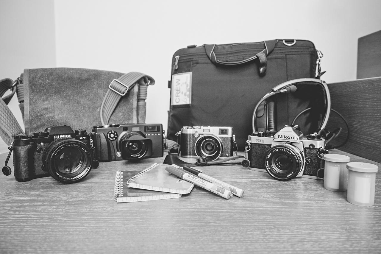 In your bag No: 1278 – Tom Henderix