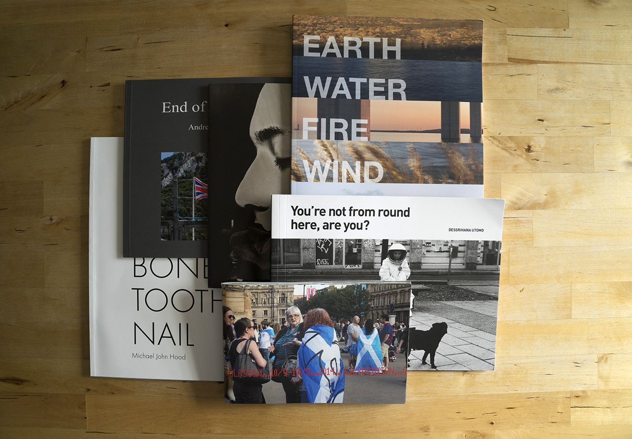 Photography Zines (and books) No: 31