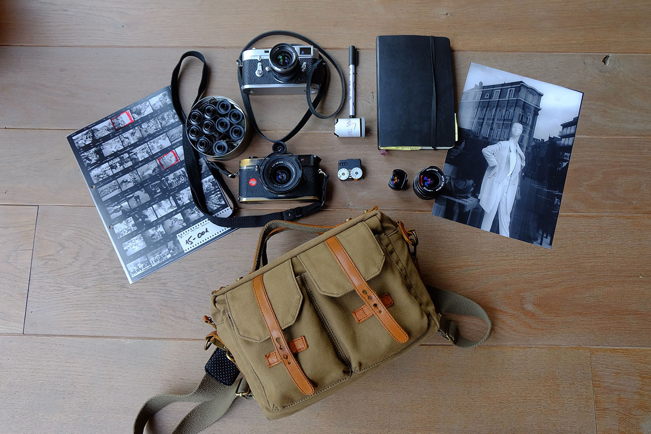 In your bag No: 1289 – Jonathan Alaerts