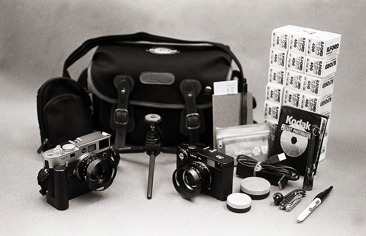 In your bag No: 1290 – Dan Castelli