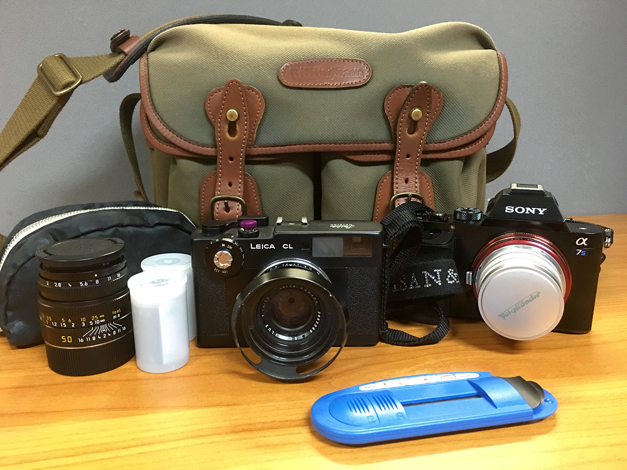 In your bag No: 1331 – Hannah Wong