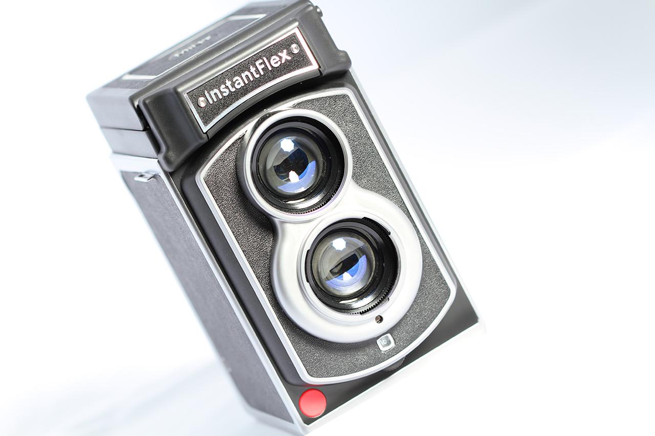 Camera Review: InstantFlex TL70