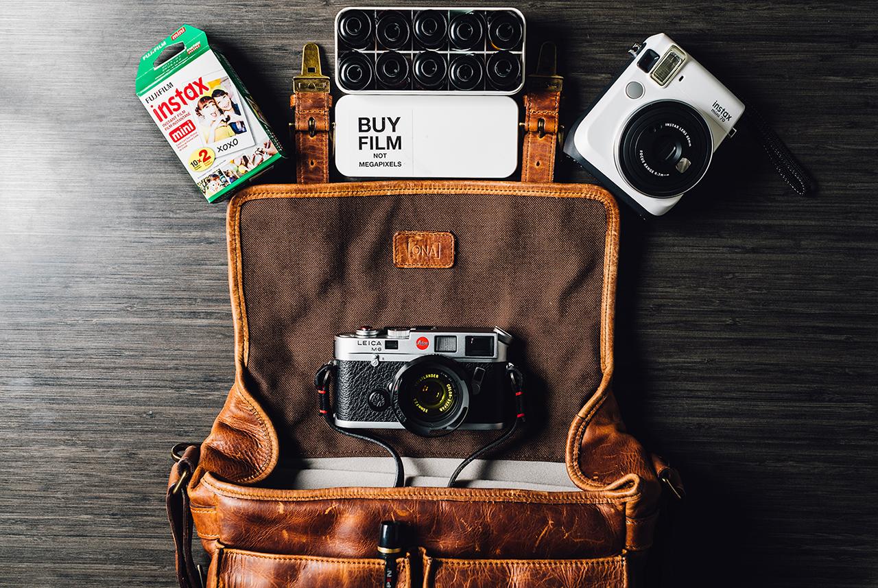 In your bag No: 1355 – Jordan Castelan