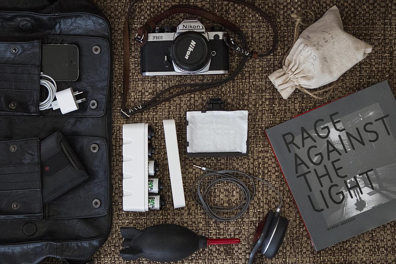 In your bag No: 1352 – Francisco Gozon