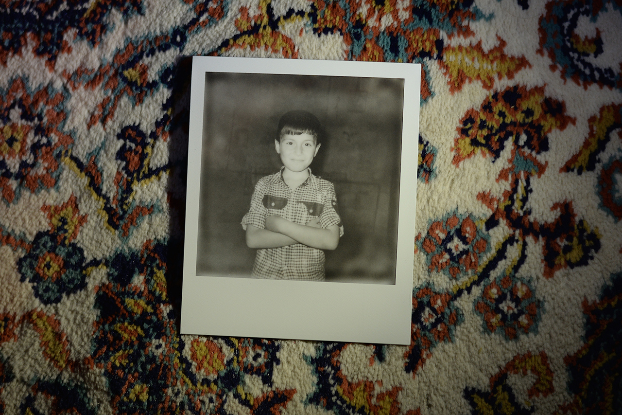Reflecting on shooting with The Impossible Project film