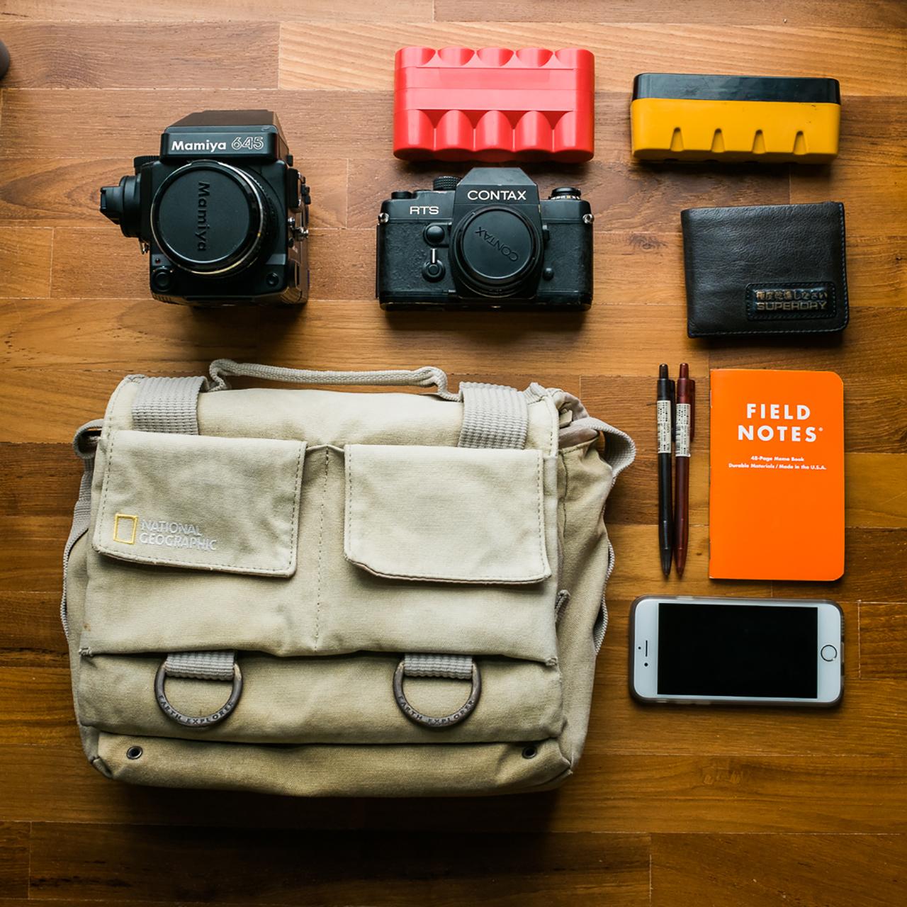 In your bag No: 1368 – Noel Tay
