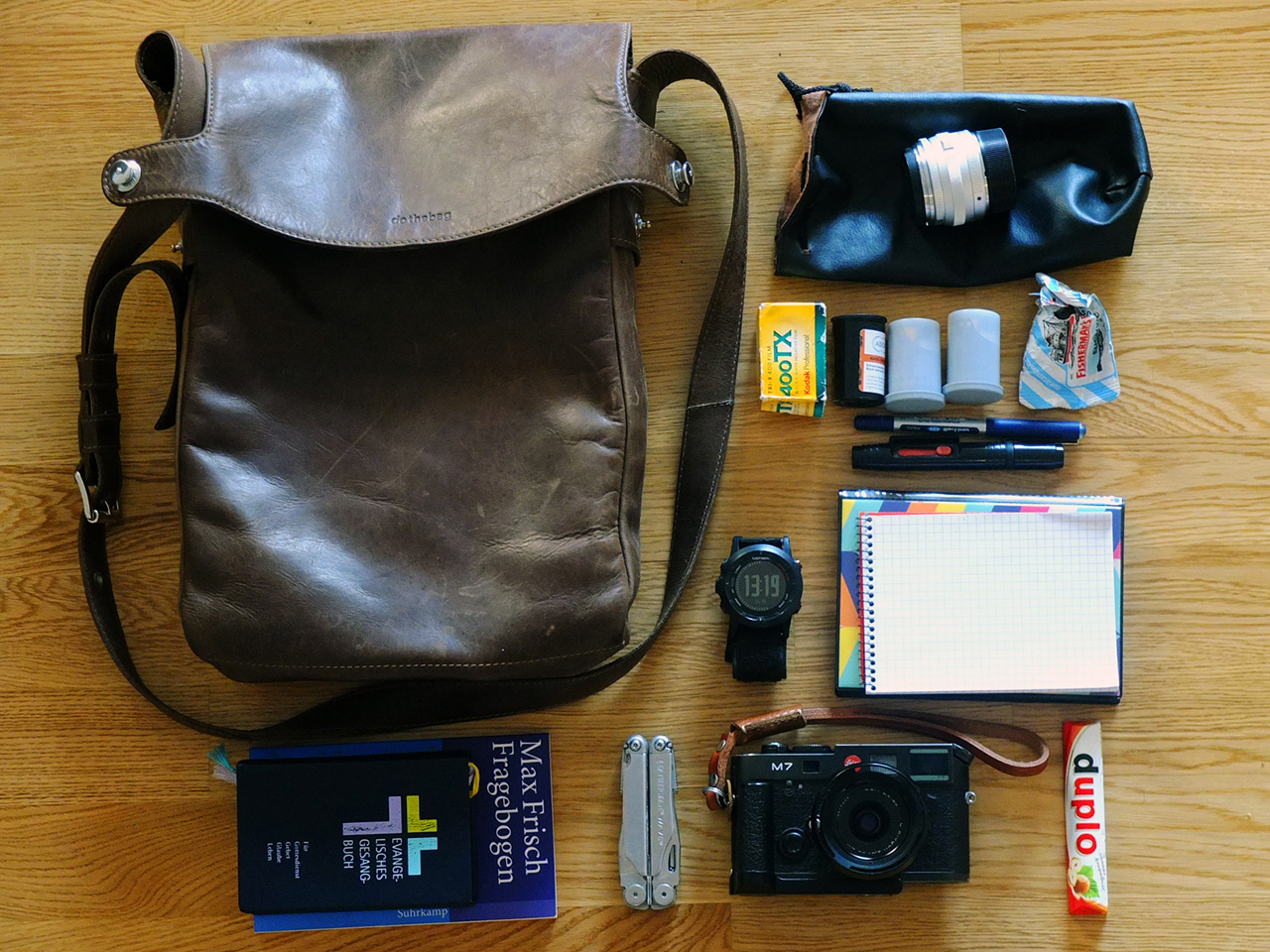 In your bag No: 1383 – John Saves
