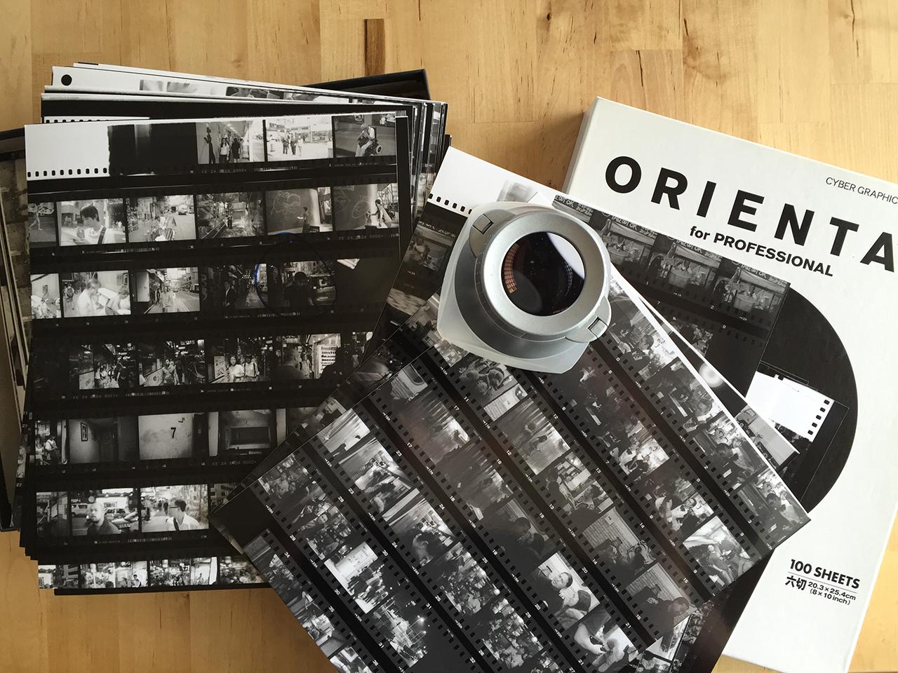 Renting a darkroom in Tokyo