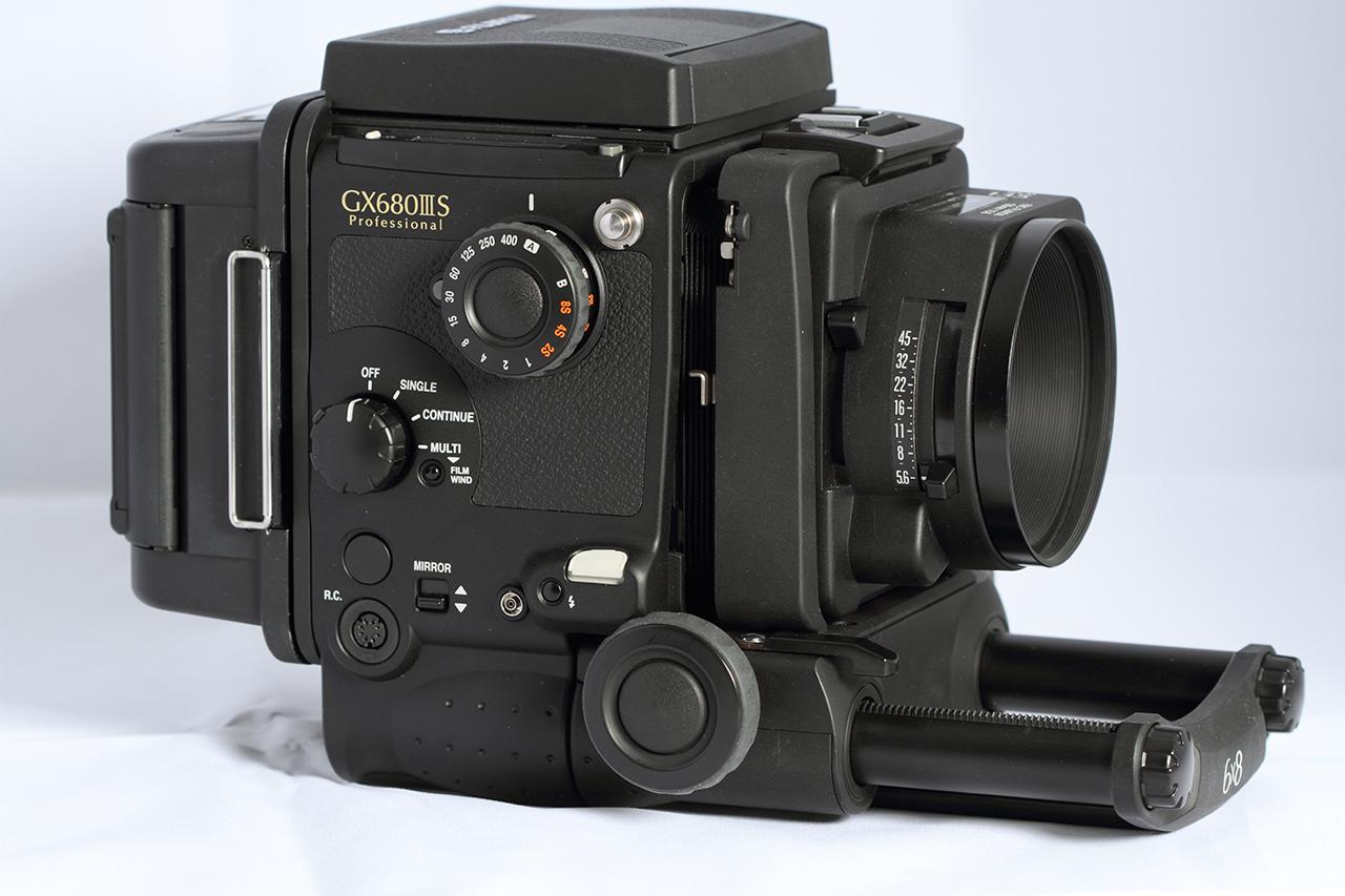 Camera Review: Fujifilm GX 680 III S Professional