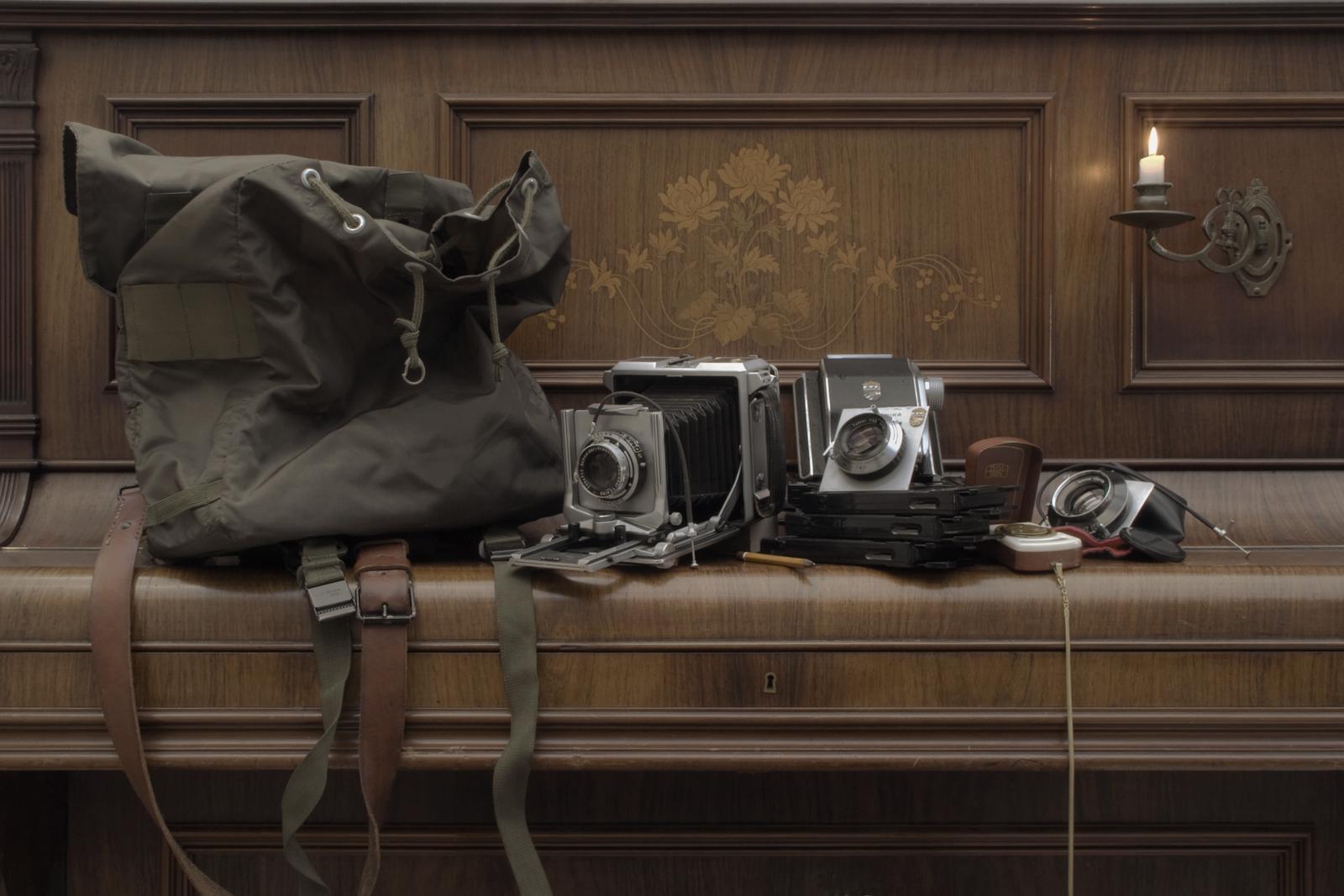 In your bag No: 1384 – Michel van Weegberg