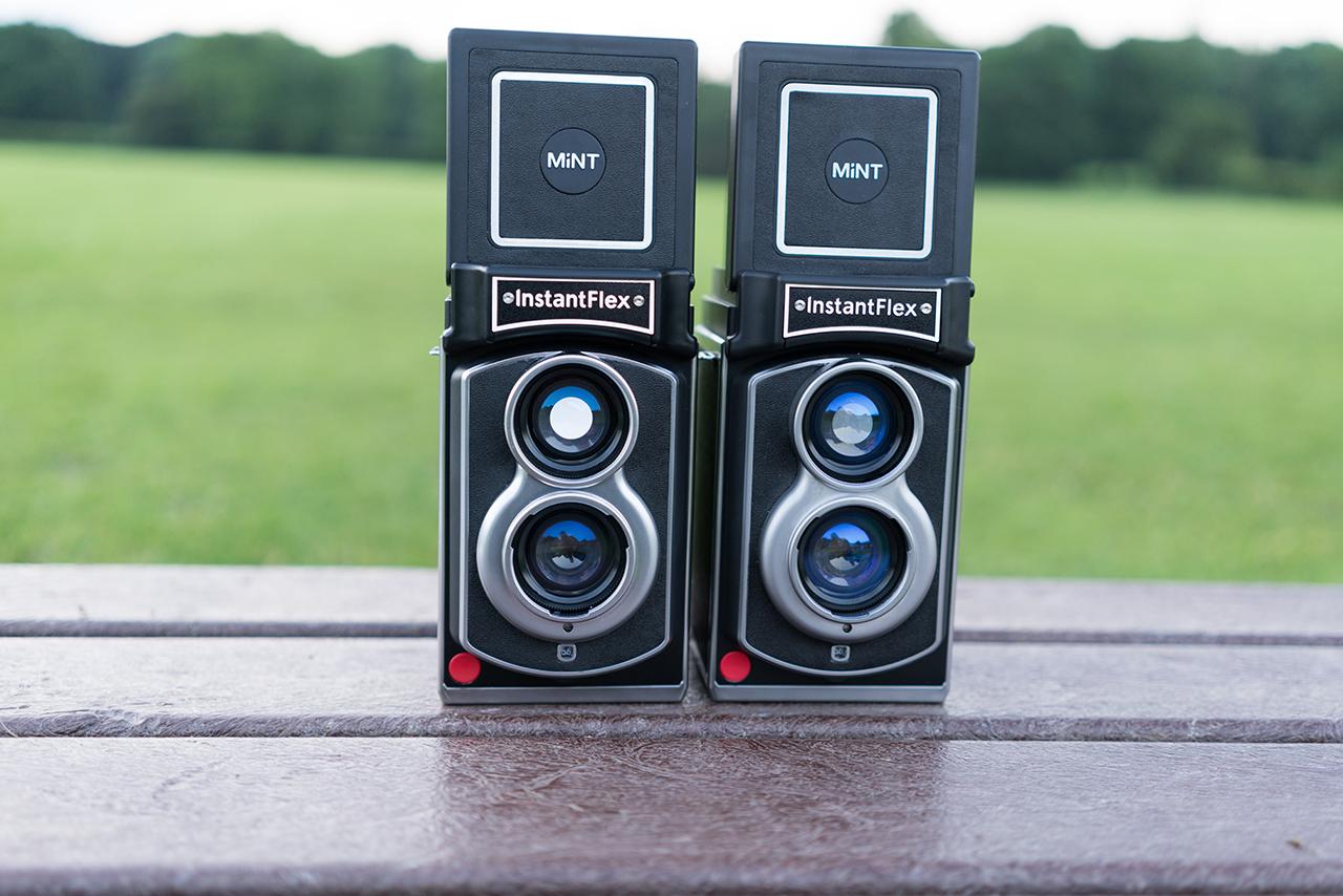 Camera Review: MiNT InstantFlex TL70 2.0