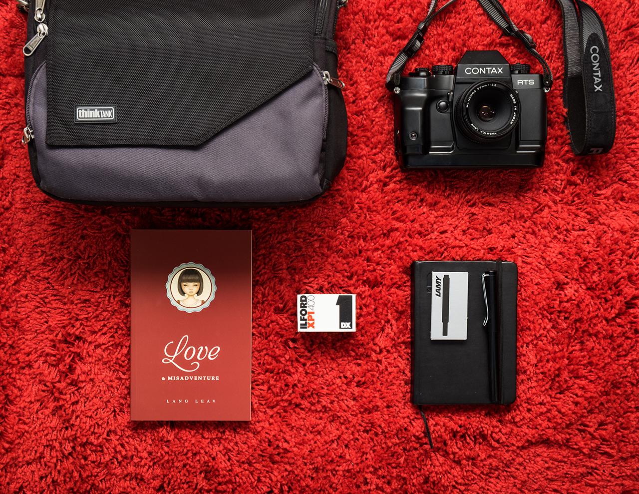 In your bag No: 1402 – Christopher Zeng-Allen
