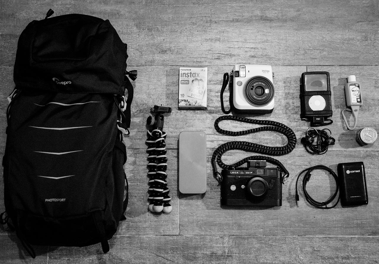 In your bag No: 1409 – Cam MacRae