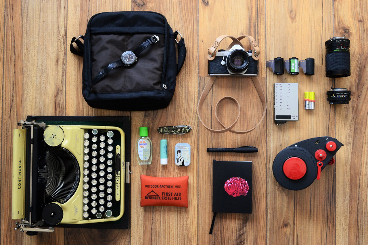 In your bag No: 1414 – Julián Péter