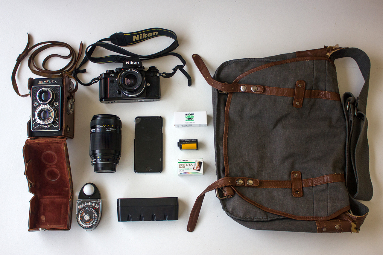 In your bag No: 1417 – Gray Kotze