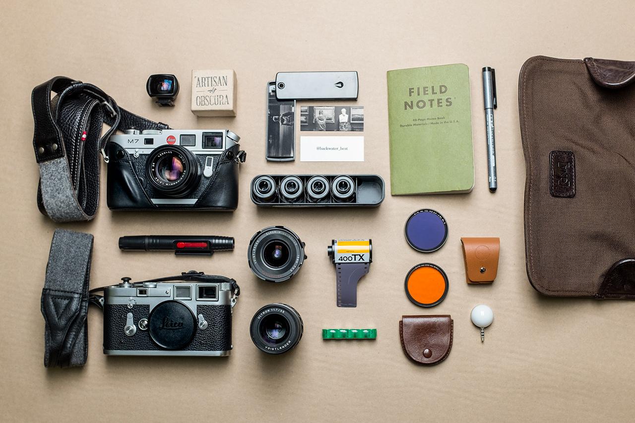 In your bag No: 1428 – Derek McClure
