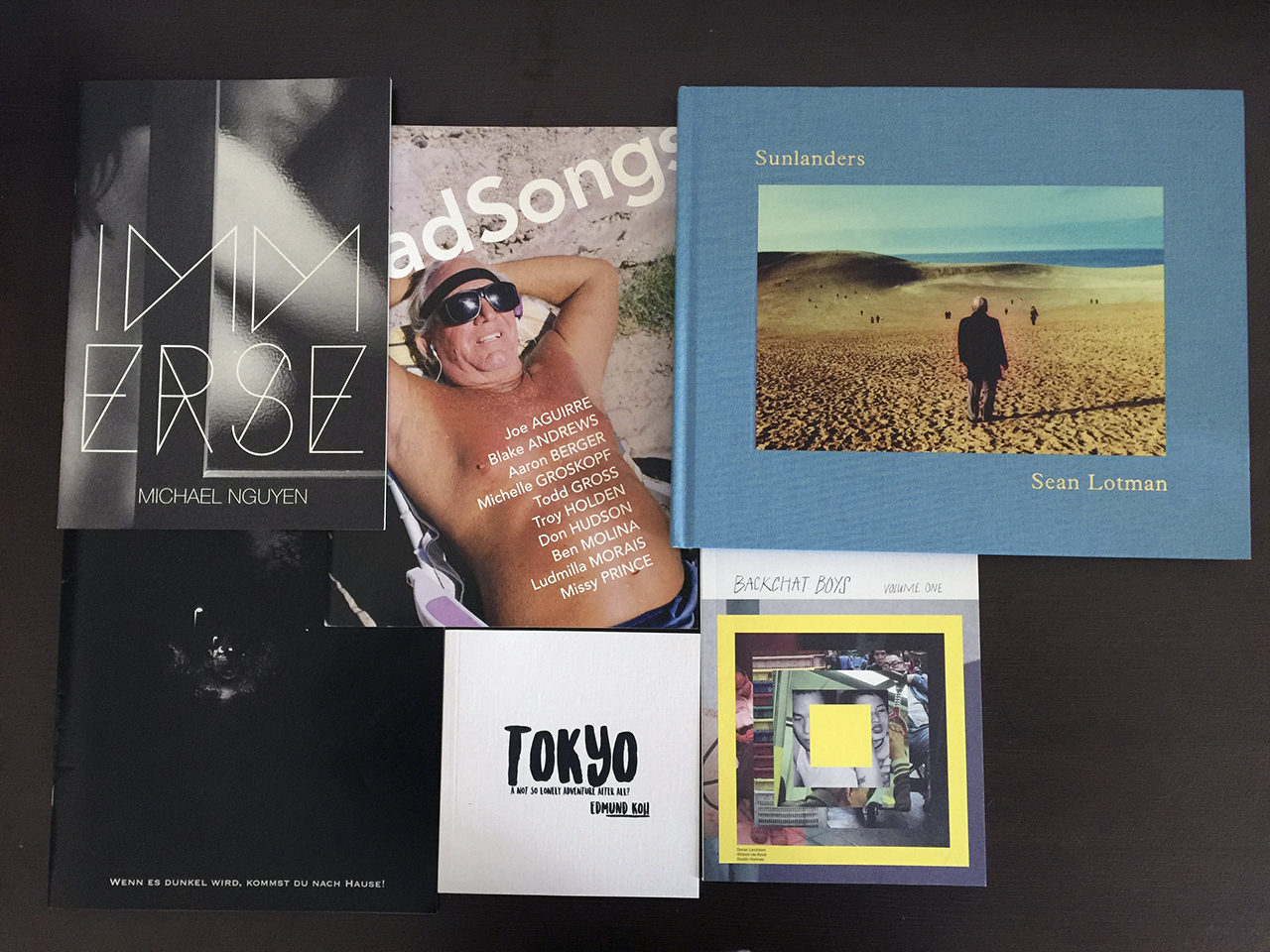 Photography Zines and Books No: 37