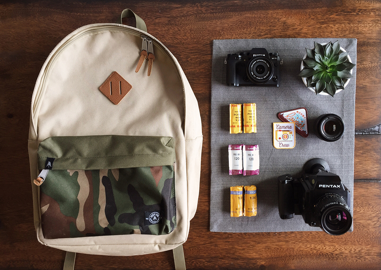 In your bag No: 1455 – Alex Tran