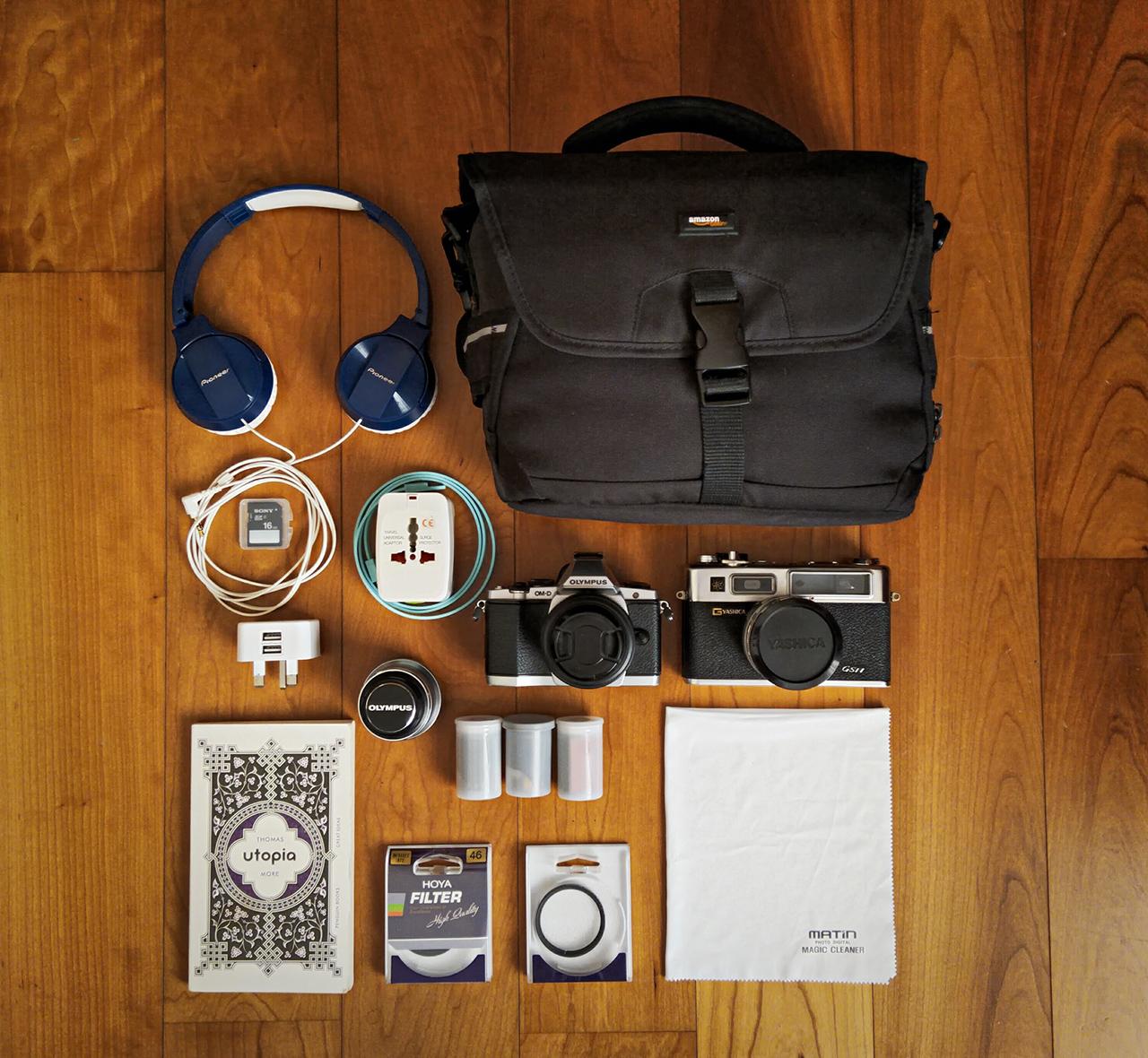 In your bag No: 1454 – Sérgio Rola