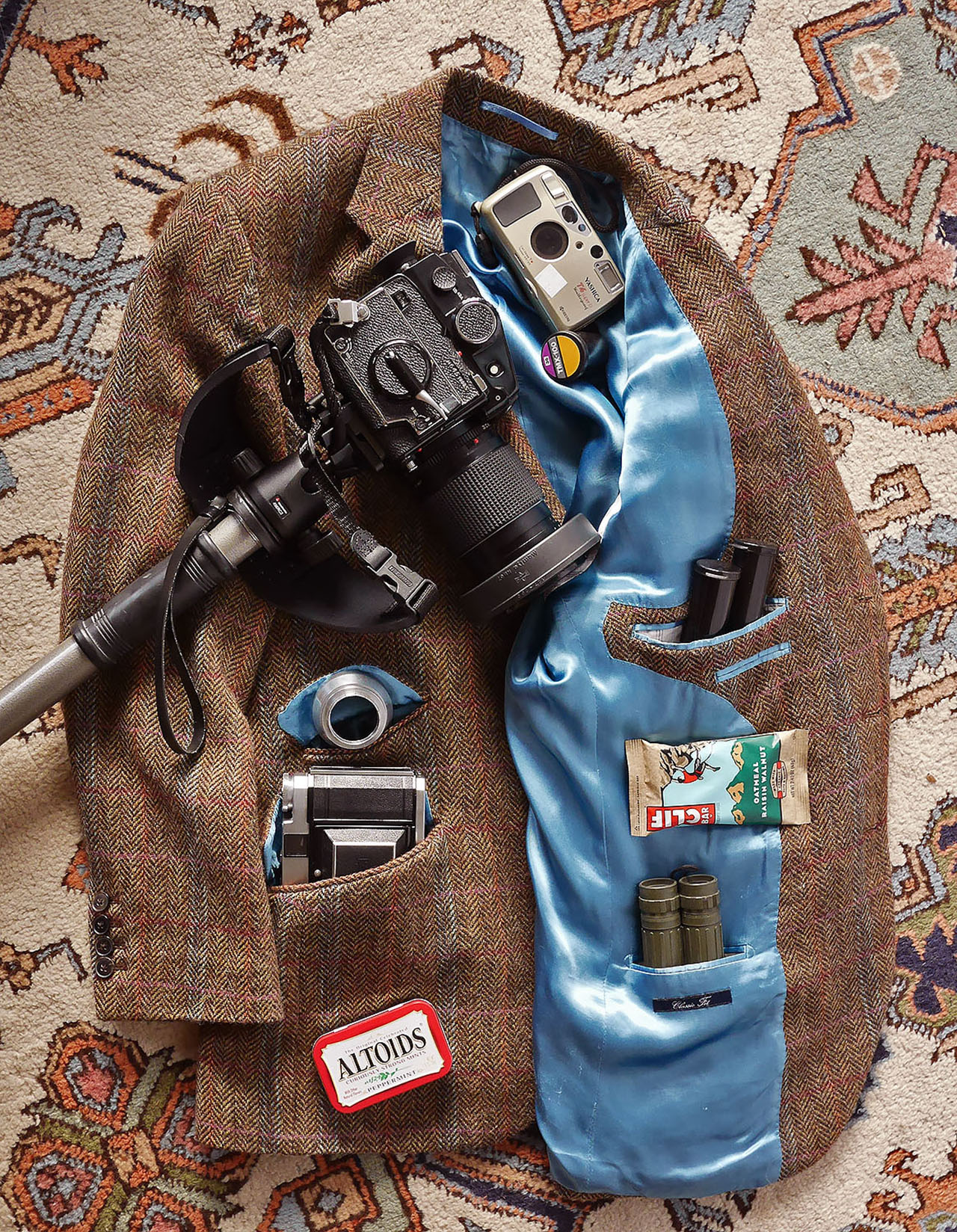 In your bag: 1473 – Russell Young