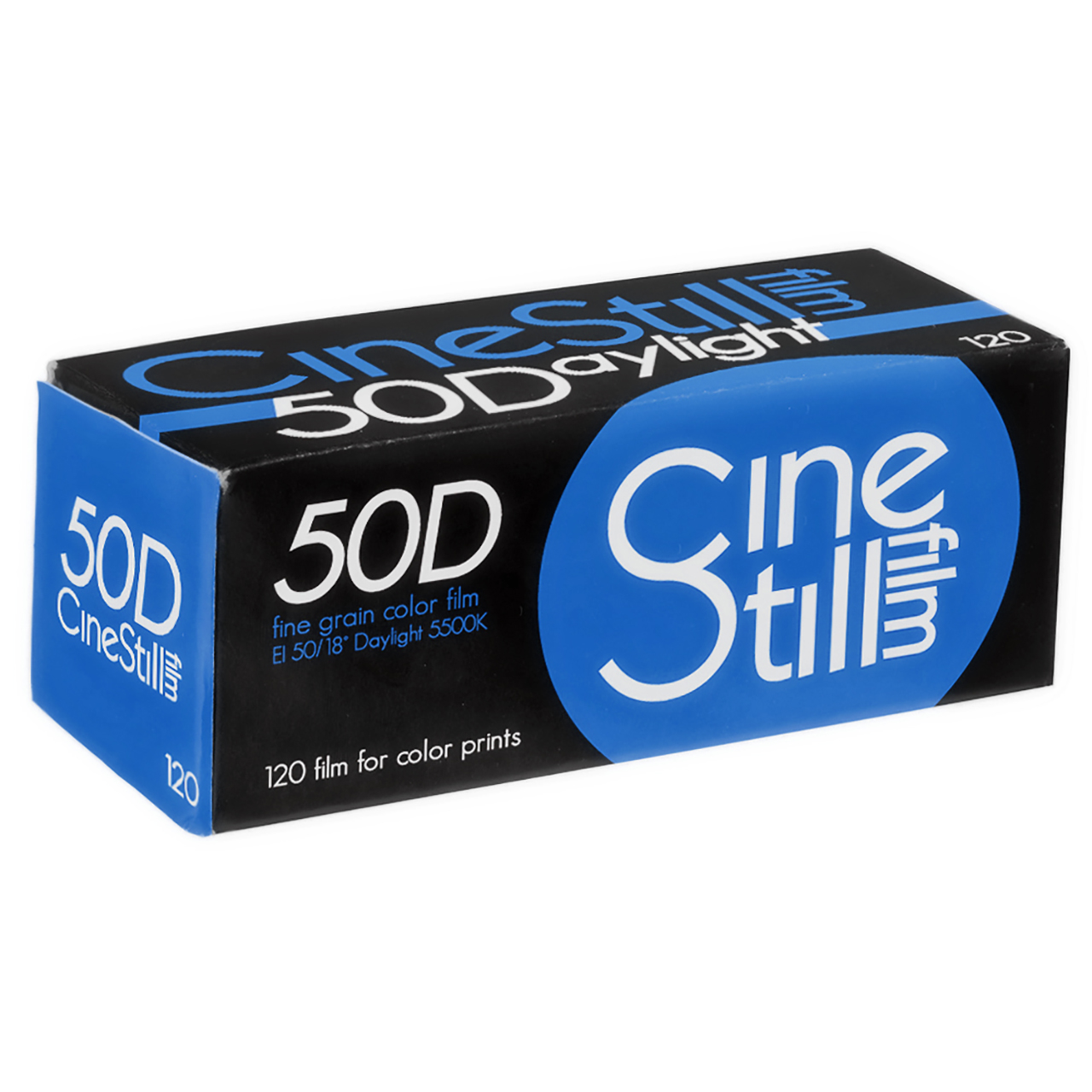 Film News: CineStill 50D now available in 120