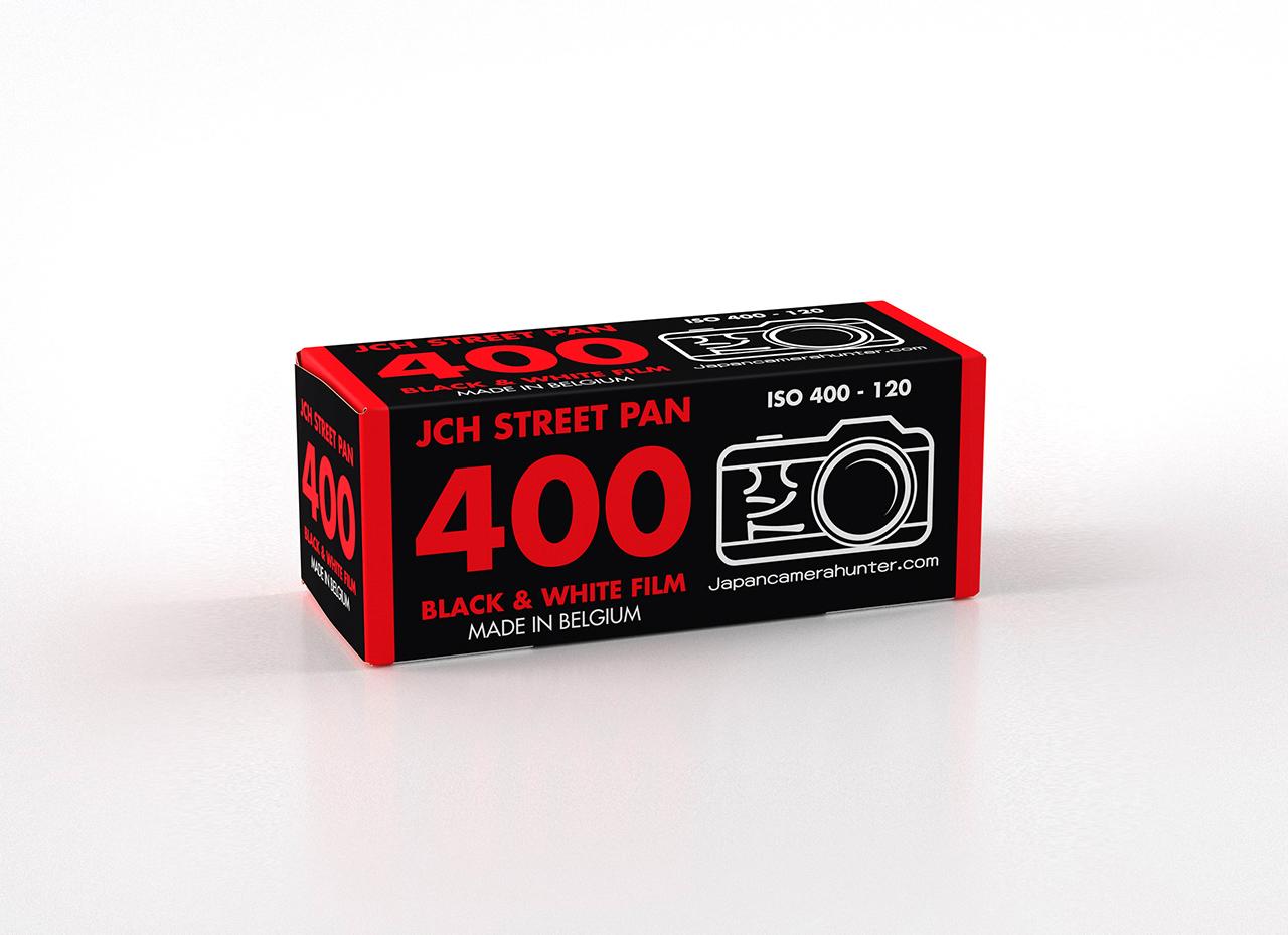 Film News: JCH StreetPan 120 Pre Order