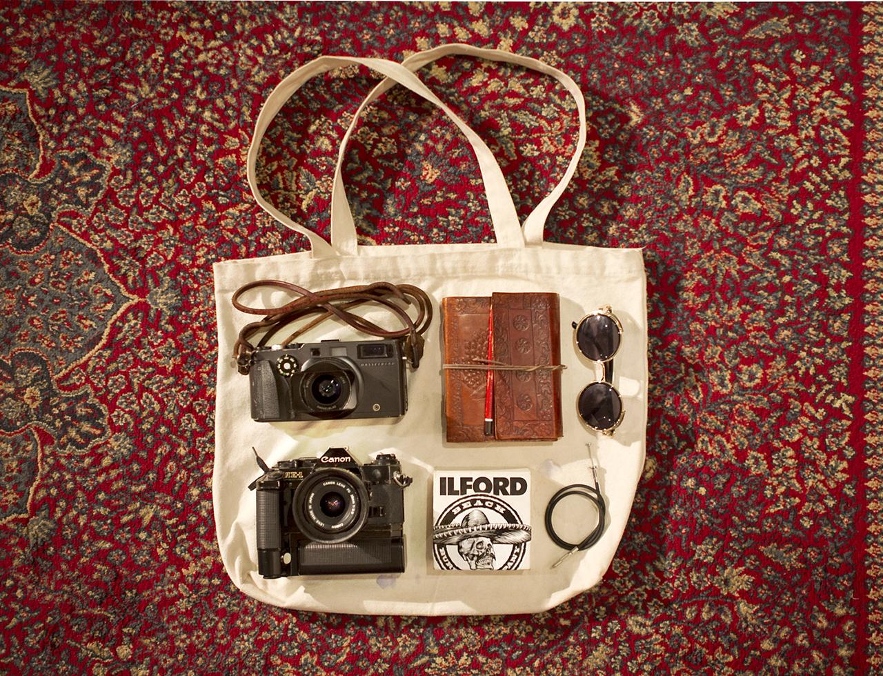 In your bag No: 1508 – Alex Miller