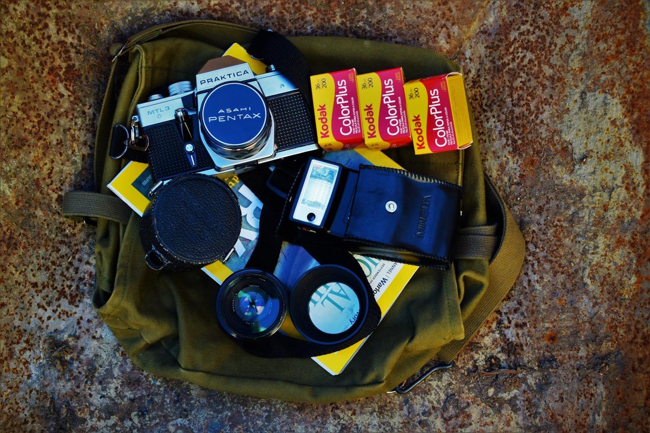 In your bag No: 1522 – Emilio Doggett