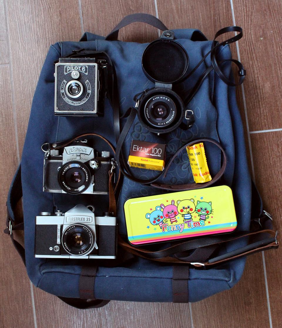 In your bag No: 1523 – David Grimshaw