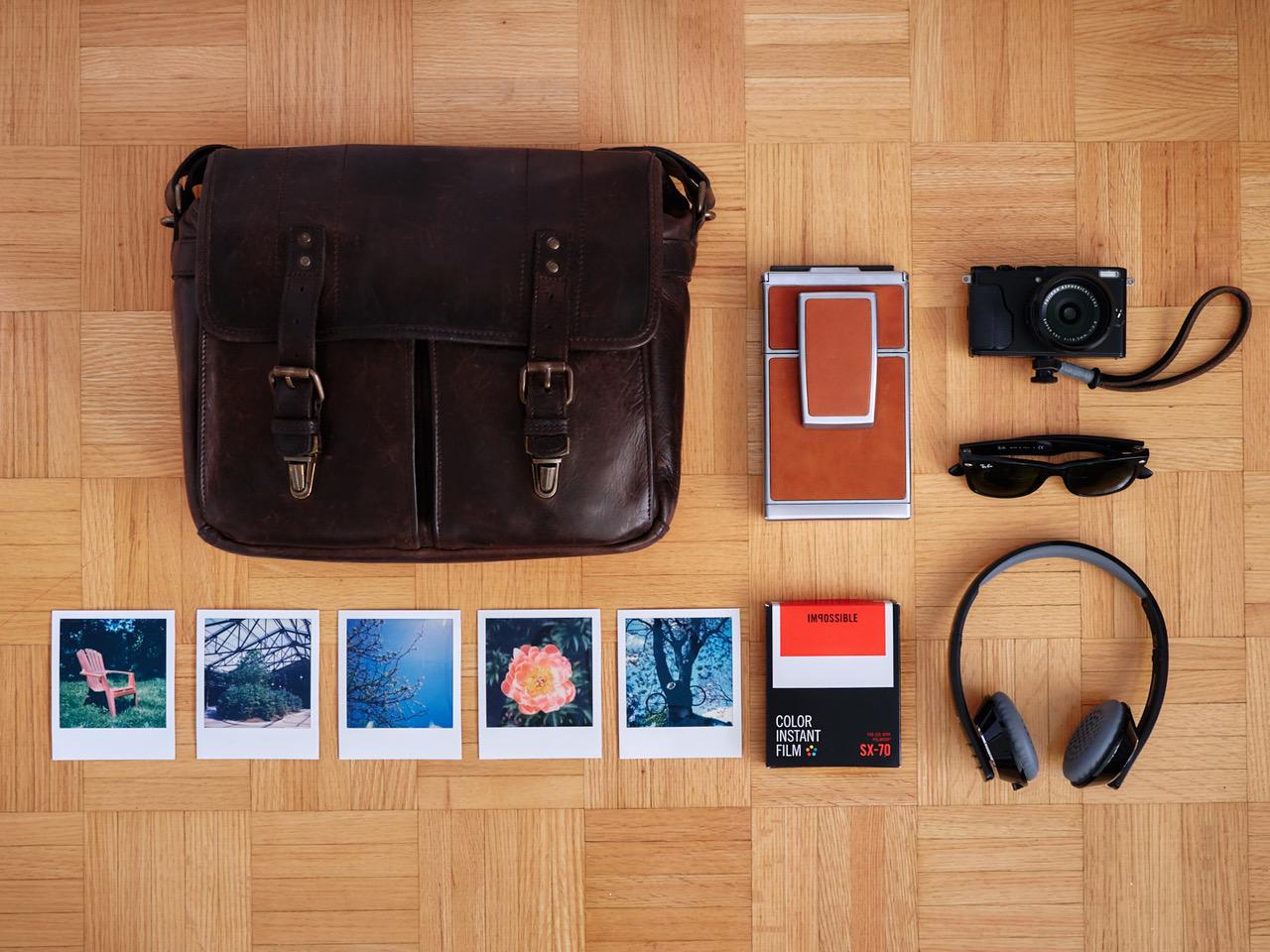 In your bag No: 1527 – Zach Garand